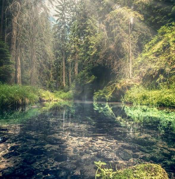 Landschaft Aufnahmen